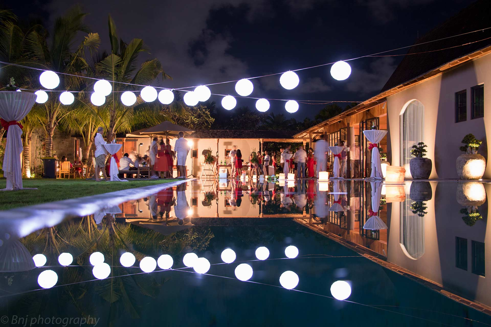 Your Wedding Celebration at Villa Clarisse, Bali